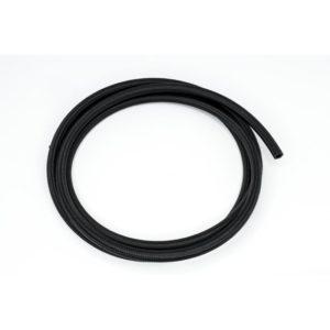 -06 AN Hydraulikschlauch Nylon CPE schwarz, 3m