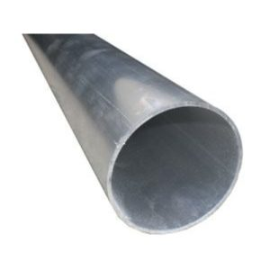 1m Alurohr / Aluminiumrohr 125mm