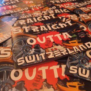 Straight outta Switzerland Katalog