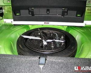 VW Scirocco 08+ UltraRacing 2-Point Rear Upper Strutbar