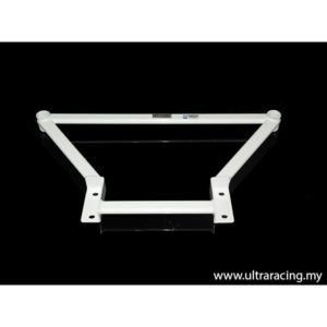 Alfa Brera 05-10 UltraRacing 4-Point Front Lower Brace 2548
