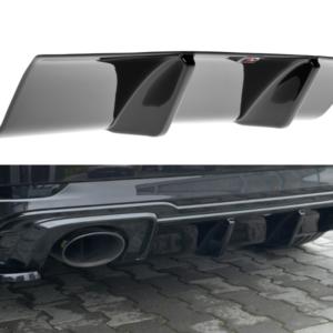 Heckansatz Audi RS3 8V FL Sportback – tak Carbon Look