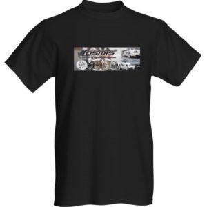 Cosmis Wheels T-Shirts S/M/L/XL/XXL