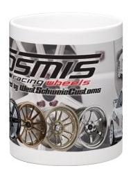 Cosmis Wheels Tasse