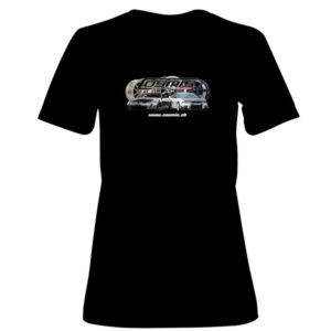 Cosmis Wheels CH DAMEN T-Shirts S/M/L/XL/XXL