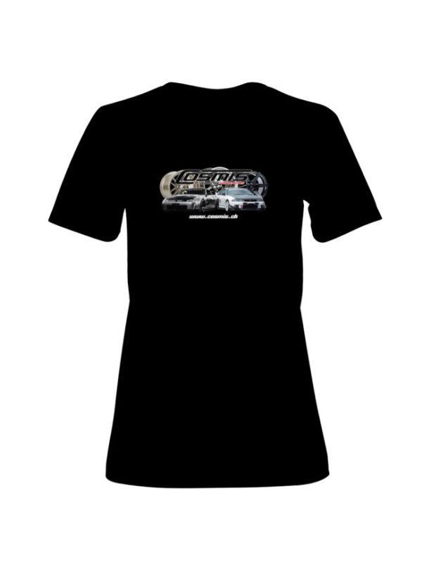 Cosmis Wheels CH DAMEN T-Shirts S/M/L/XL/XXL