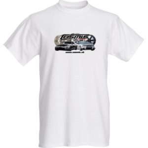 Cosmis Wheels CH T-Shirts S/M/L/XL/XXL