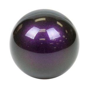 NRG GREEN/PURPLE HEAVY WEIGHT FOR HONDA 5 SPEED BALL TYPE STYLE SHIFT KNOB 1.1LBS/480G – UNIVERSAL