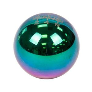 NRG MULTI-COLOR HONDA 5 SPEED BALL TYPE STYLE SHIFT KNOB 1.1LBS/480G – UNIVERSAL