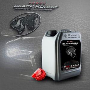 Black Horse /// uploader 5 Liter Kanister