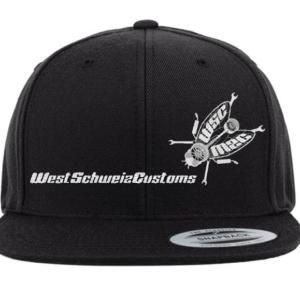 WestSchweizCustoms Flexfit Cap ( FLAT )