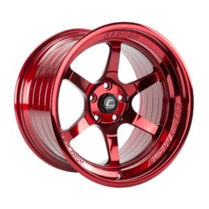 XT-006R – 18×11.0 +8mm 5×114.3 – Hyper Red