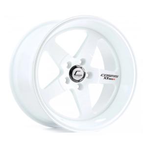 XT-005R – 18×9.0 +25mm 5×120 – White