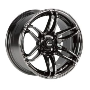 MRII – 15×8.0 +30mm 4×100 – Black Chrome