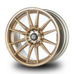 WestSchweizCustoms_Cosmis_R1 - 19x8.5 +43mm 5x112 - Hyper Bronze2