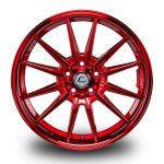 WestSchweizCustoms_Cosmis_R1 - 19x8.5 +43mm 5x112 - Hyper Red2