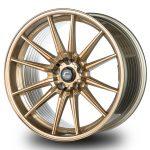 WestSchweizCustoms_Cosmis_R1 - 20x10.5 +20mm 5x114.3 - Hyper Bronze