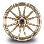 WestSchweizCustoms_Cosmis_R1 - 20x10.5 +20mm 5x114.3 - Hyper Bronze2