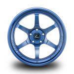 WestSchweizCustoms_Cosmis_XT-006R - 18x11.0 +8mm 5x114.3 - Matte Navy Blue