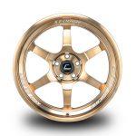 WestSchweizCustoms_Cosmis_XT-006R - 18x9.0 +35mm 5x100 - Hyper Bronze