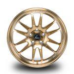 WestSchweizCustoms_Cosmis_XT-206R - 18x9.5 +30mm 5x100 - Hyper Bronze