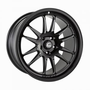 XT-206R – 18×9.5 +38mm 5×114.3 – Black Matt Milled Spokes