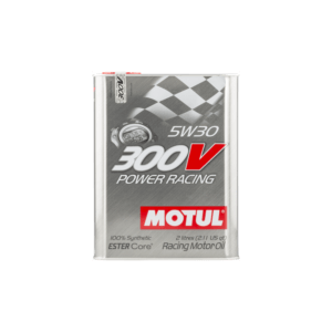 Motul 300V POWER RACING 5W30 2lt.