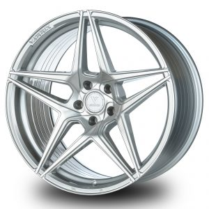 XS-5 – 20×10.5 +5mm 5×114.3 – Silver