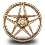 WestSchweizCustoms_Varrix_XD-5 - 20x8.5 +43mm 5x112 - Hyper Bronze