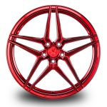 WestSchweizCustoms_Varrix_XD-5 - 20x8.5 +43mm 5x112 - Hyper Red