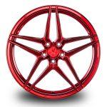 WestSchweizCustoms_Varrix_XD-5 - 20x8.5 +43mm 5x112 - Hyper Red
