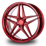 WestSchweizCustoms_Varrix_XD-5 - 20x8.5 +43mm 5x112 - Hyper Red2