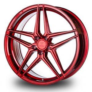 XD-5 – 20×8.5 +43mm 5×112 – Hyper Red