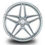 WestSchweizCustoms_Varrix_XD-5 - 20x8.5 +43mm 5x112 - Silver