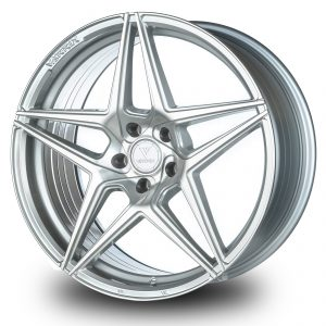 XS-5 – 20×9.5 +20mm 5×114.3 – Silver