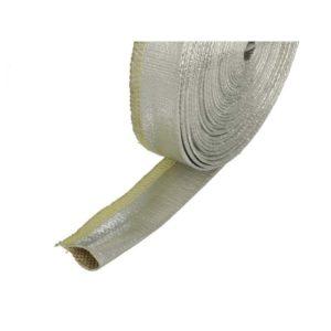 BOOST products 10m Hitzeschutz – Schlauch – Silber – 15mm Durchmesser
