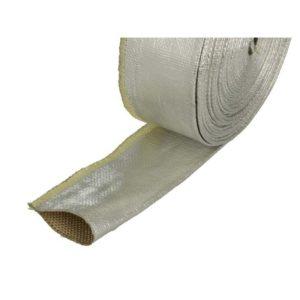 BOOST products 10m Hitzeschutz – Schlauch – Silber – 30mm Durchmesser