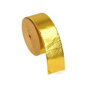 BOOST products 10m Hitzeschutz Tape – Gold – 25mm breit