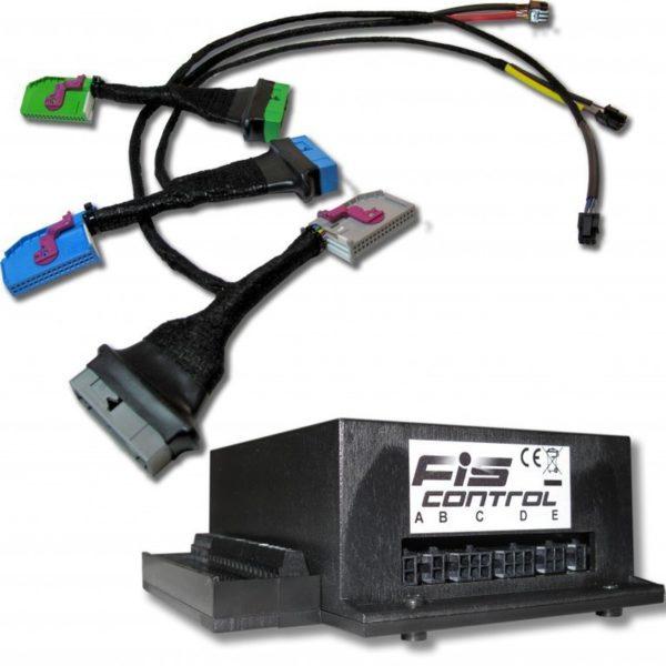 FIS-Control Audi A4 / S4 / RS4 (B5, ab 2000 *Hinweis beachten)