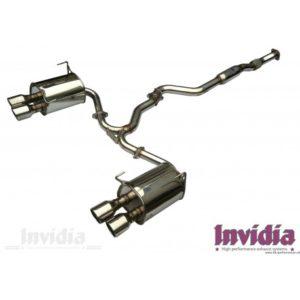 Invidia Auspuffanlage Subaru WRX STI VA GV