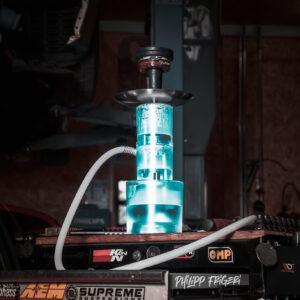 Fresh Smoke Shisha cybe one 2  Perkolatoren