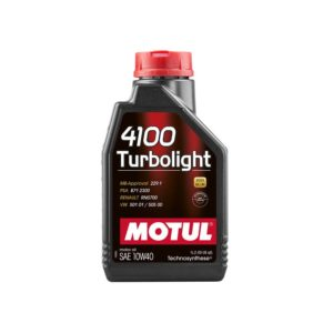 Motul 4100 TURBOLIGHT 10W-40 1lt.