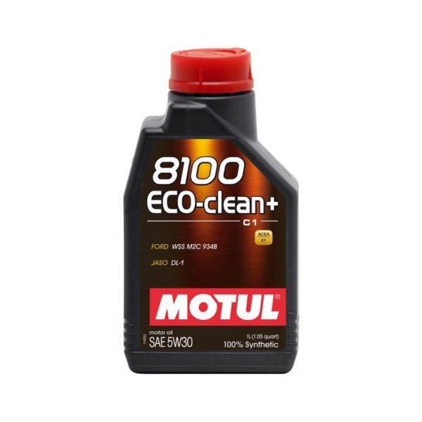 Motul 8100 ECO-CLEAN+ 5W-30 1lt.