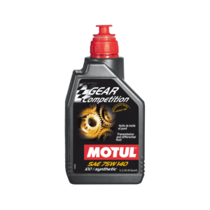 Motul GEAR COMPETITION 75W-140 1lt.