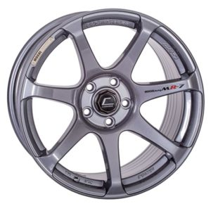 MR7 – 18×9.0 +25mm 5×114.3 – Gun Metal