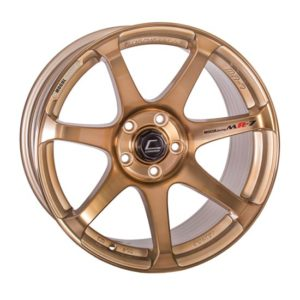 MR7 – 18×9.0 +25mm 5×114.3 – Hyper Bronze