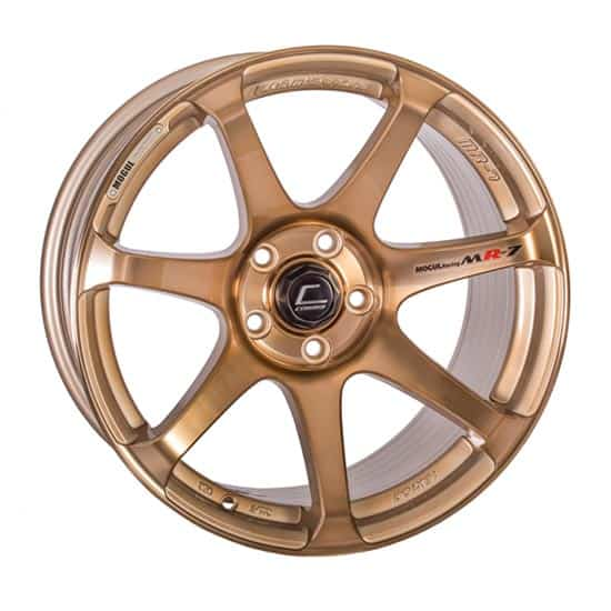 MR7 – 18×9.0 +25mm 5×100 – Hyper Bronze