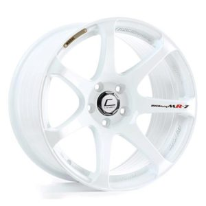 MR7 – 18×9.0 +25mm 5×100 – White