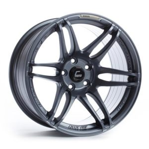 MRII – 18×9.5 +15mm 5×114.3 – Gun Metal