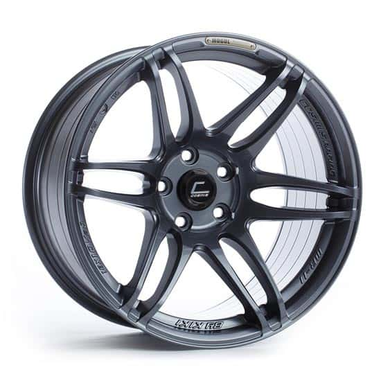 MRII – 17X9.0 +10mm 5X114.3 – Gun Metal